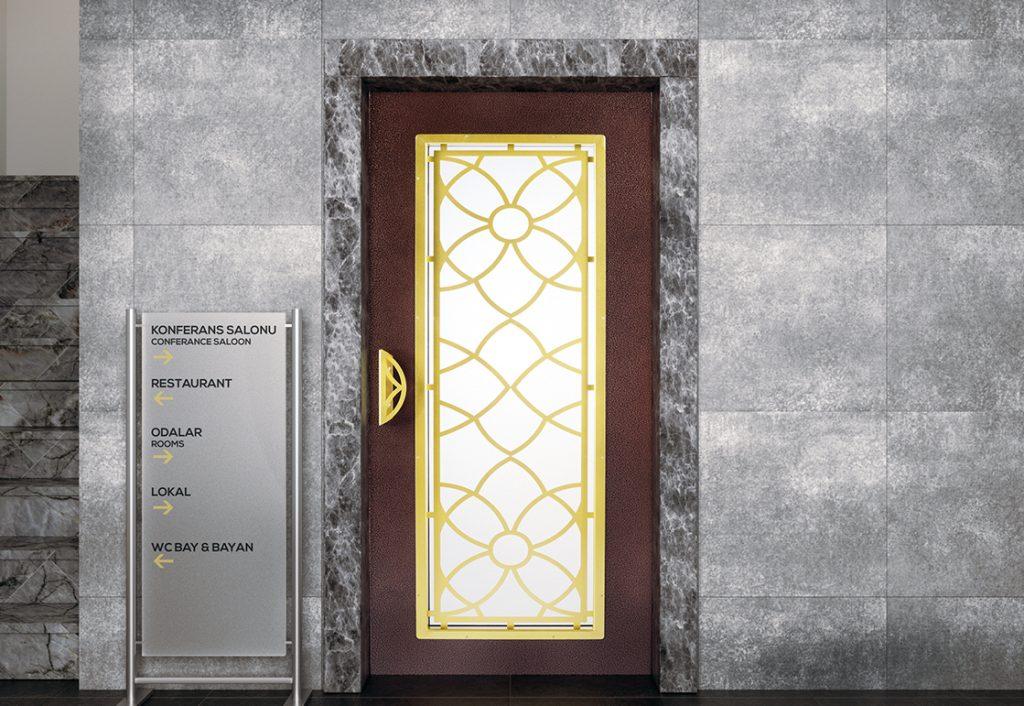 Bağcılar Asansör Kapısı